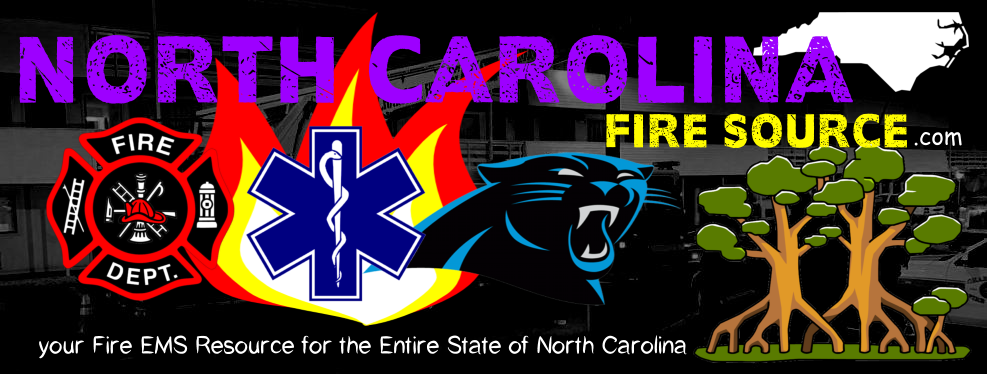 NorthCarolinaFireSource com - Live fire dispatch feed links