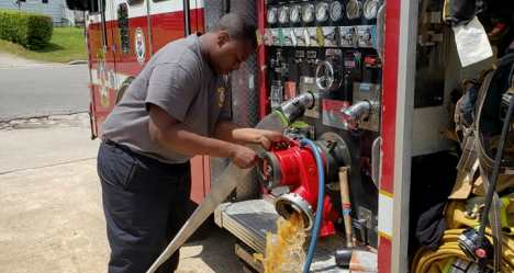 NorthCarolinaFireSource com - Fire Department Scanner